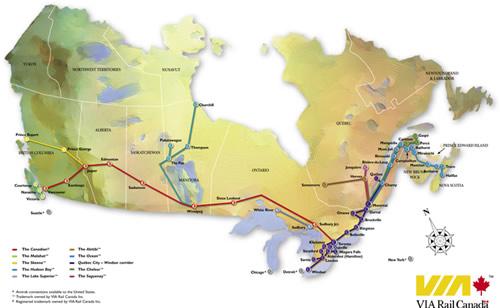 geplante rundreise westkanada